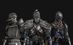 The Knights of the Souls Series #DemonSouls #DarkSouls #DarkSouls2