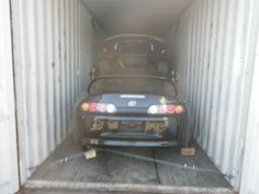 JDM Cars Container 2012 August (Toyota Supra SZ-R )