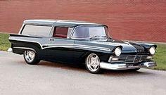 '57 Ford Wagon