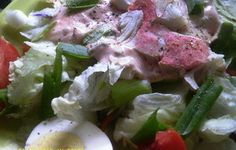 Crab Louis salad Recipe - Recipezazz.com