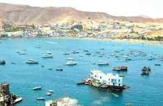 Lima-la isla de pucusana