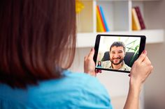 Face Time, Skype or Video Calling: http://www.mgtdesign.co.uk/social-media/how-social-media-has-changed-communication/