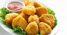 Como cocinar pollo: Nuggets de pollo molido Más