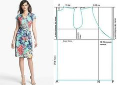 17 ideas sewing clothes women how to make dress patterns Sewing Clothes Women, Dress Clothes For Women, Star Clothing, Clothing Items, Dress Sewing Patterns, Clothing Patterns, New Look Fashion, Sewing Shirts, Make Your Own Clothes