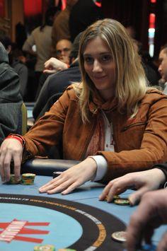 #WiPT - Gaëlle Baumann, Day 1A. #Winamax #poker
