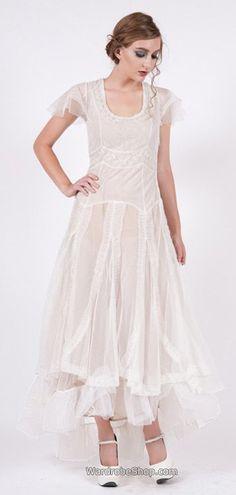 Wedding in vintage: dress  #wardrobeshop #dress