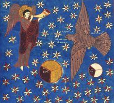 Saint-Sever Beatus. Commentarium in Apocalypsin ~ ca.1070 BnF