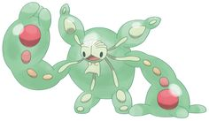 Mega Reuniclus by Smiley-Fakemon.deviantart.com on @DeviantArt