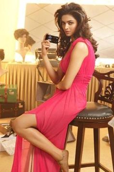 Deepika Padukone Hot Photoshoot For Sony Cyber-shot Camera Ad 2