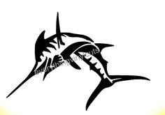 swordfish silhouettes - Google Search