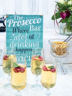 Prosecco, Drinking, Shit Happens, Drinks, Drink