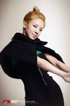 SNSD Hyoyeon because she is very talented dancer
