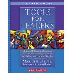 a # QEDebook by Marjorie Larner is Tools for Leaders