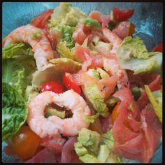 Salade Nordique…