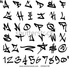 38 Best Graffiti Letter Images Graffiti Alphabet Graffiti
