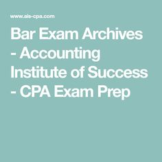Bar Exam Archives - Accounting Institute of Success - CPA Exam Prep Civil Law System, Cpap Cleaning, Cpa Review, Cpa Exam, Good Morals, Essay Questions, Career Choices, Quote Backgrounds, Accounting