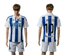 http://www.xjersey.com/201516-real-sociedad-10-xprieto-home-jersey.html Only$35.00 2015-16 REAL SOCIEDAD 10 X.PRIETO HOME JERSEY #Free #Shipping!