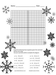 My students will love this Christmas activity! Graphing