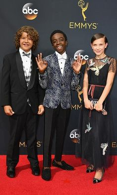 This article incorporates the pictures and summaries of outfits worn by Stranger Things star Millie Bobby Brown. Millie is considered the best dresses child actors in the industry and her style is set to inspire new trends in the future. -April Alley 11/5/17
