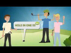 animated explainer video for Hole in 1 Golf - YouTube lubicie golfa? w takim razie musicie to obejrzeć! :)