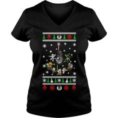 Ugly Christmas sweater for Star Wars fan T-Shirt #gift #ideas #Popular #Everything #Videos #Shop #Animals #pets #Architecture #Art #Cars #motorcycles #Celebrities #DIY #crafts #Design #Education #Entertainment #Food #drink #Gardening #Geek #Hair #beauty #Health #fitness #History #Holidays #events #Home decor #Humor #Illustrations #posters #Kids #parenting #Men #Outdoors #Photography #Products #Quotes #Science #nature #Sports #Tattoos #Technology #Travel #Weddings #Women…