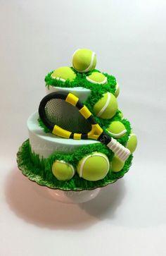 Tennis Ball cake