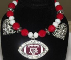 Sports jewelry pick your favorite team creativeexpressionsbycass@gmail.com