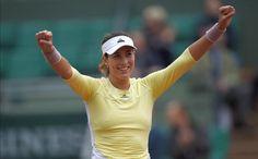 ¡Primera final en Roland Garros para Garbiñe Muguruza!