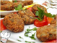 ΘΕΪΚΟΙ ΓΑΥΡΟΚΕΦΤΕΔΕΣ!!! - Νόστιμες συνταγές της Γωγώς! Greek Beauty, Greek Recipes, Tandoori Chicken, Seafood, Food And Drink, Healthy Eating, Appetizers, Meals, Dinner