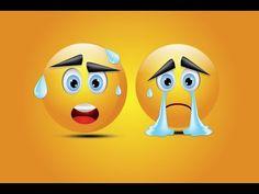 Illustrator Emoji icons in Adobe illustrator CC Tutorials - YouTube