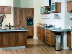architecture room wooden kitchen with furniture housewife dream (to get full size image visit the site)