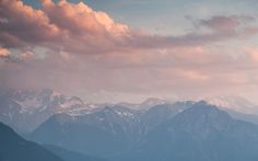Swiss Alps at Sunset by Rob Kints on 500px