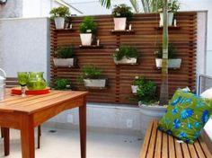 Revista Imóveis» Confira dicas para fazer uma horta no apartamento