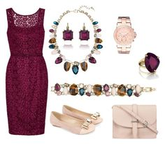 """Fall Cocktail Party"" by katrina-mary on Polyvore featuring White House Black Market, Chloe + Isabel, Monsoon, M.N.G and Michael Kors  Find chloe and isabel pieces here: www.chloeandisabel.com/boutique/katrinaidreos"