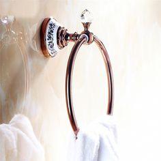 浴室タオルバー タオル掛け タオル収納 壁掛けハンガー バス用品 ローズゴールド バスアクセサリー LWA066