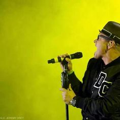 TobyMac: awesome as usual!