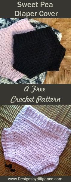 Crochet Baby Bloomers, Bag Crochet, Baby Girl Crochet, Crochet Baby Clothes, Newborn Crochet, Crochet Baby Hats, Baby Knitting, Free Crochet, Kids Crochet