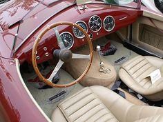 Bertone Aston Martin DB2/4 Spyder 1954 #LML/503