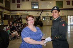 Sponsorship Committee Chair Ms Dawn Patterson providing MBdr Aiden Patterson with Top Band Award - http://ift.tt/1HQJd81