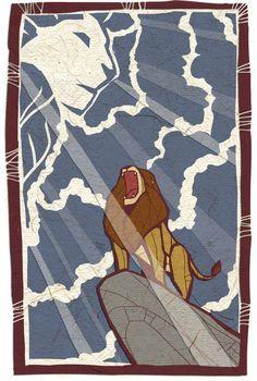 The return of the King by *OmaruIndustries - Simba - The Lion King Lion King Fan Art, Lion King 2, Lion King Movie, Film Disney, Disney Love, Disney Magic, Disney E Dreamworks, Disney Pixar, Adventure Time Anime
