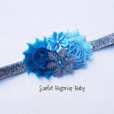 Disney's Frozen Princess Elsa headband by SariMarissa on Etsy, $10.00