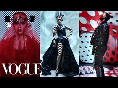 Kendall Jenner, Bella Hadid & More From the Met Gala's Vogue x Instagram Studio | Met Gala 2017 - YouTube