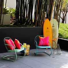 'Cruiser Collection' chairs from IDV