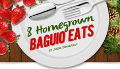 8 Homegrown Baguio Eats - Yahoo She Philippines Baguio, Simple House, Home Organization, Restaurant, Food Trip, Philippines, Eat, Food Travel, Diner Restaurant