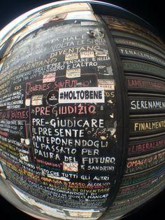 THE WALL #MOLTOBENE