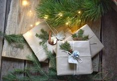 How to decorate Christmas presents Christmas Presents, Christmas Decorations, Gift Wrapping, Gifts, Xmas Gifts, Gift Wrapping Paper, Presents, Wrapping Gifts, Favors