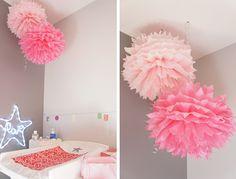 HOUSSE DE COUETTE PARURE MOT DOUX ROSE PALE … | Pinteres…