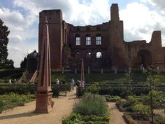 Kenilworth Castle - Aug 2013