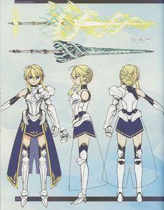 FGO Lancer Arthuria