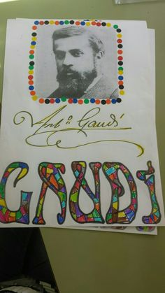 Presentació Antoni Gaudí